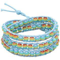 PERNNLA 3 Wraps Beaded Bracelet Bangle Cuff with Blue Wax... https://www.amazon.com/dp/B0725ZS6KM/ref=cm_sw_r_pi_dp_x_8htkzb67XA411