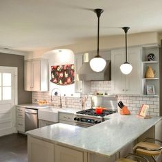 Bungalow kitchen renovation