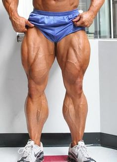 If building lean, muscular legs was easy, everyone would have them. They may be one of the harder muscle groups to develop. This article explores the steps in developing your quadriceps.
