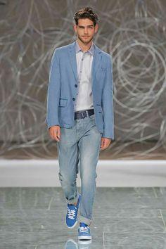 Coleçao primavera/verão (2015) - moda masculina