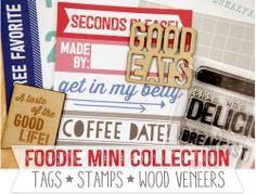 Elle's Studio-Foodie Mini Collection