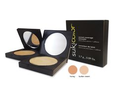 Correct Coverage Concealer from Suki. With corn starch, castor seed oil & jojoba.