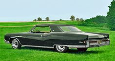 1968 Buick Electra 225 Hardtop Coupe Electra 225, Buick Electra, Classic Auto, Classic Cars, Buick Models, Buick Cars, Collectible Cars, Us Cars, Batmobile