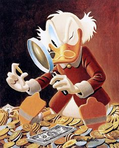 The Expert by Carl Barks