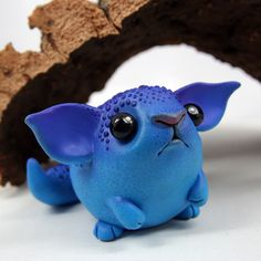 Tillby by Leslie Levings - beastlies. She's got so many great critters on her site... http://www.flickr.com/photos/leslielevings/favorites/