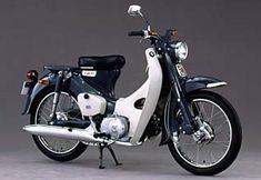 Honda 90 Cub, one of the best selling motorcycles of all time. Honda Cycles, Honda Bikes, Honda Motorcycles, Vintage Motorcycles, Honda Motors, Honda Cub, C90 Honda, Honda Civic, Cafe Racer Honda
