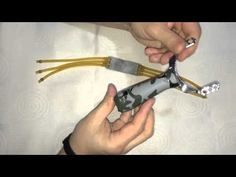 Sling Shot Aluminium Alloy Slingshot Camouflage Bow Catapult Outdoor Hunting | Dan Unboxing