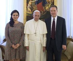 Former Fox News reporter named Pope Francis' spokesman
