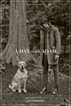 A Day with Adam by Jared Bautista for Male Model Scene