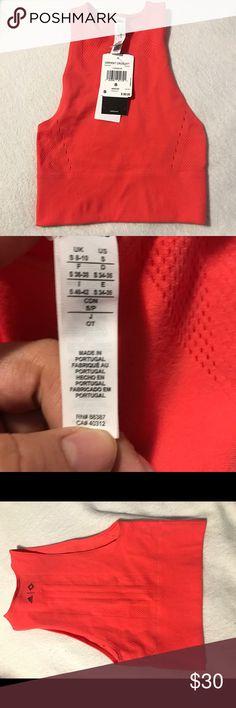 Adidas sports bra BNWT Size small very stretchy materiel adidas Intimates & Sleepwear Bras