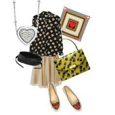 Chi ha detto che essere romantici non è trendy?? #outfit #look #consiglidistile #fashion #style