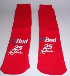 NASCAR Ken Schrader Adult Slipper Socks #Unbranded