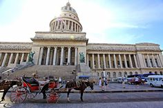 Le Capitole de la Havane - Cuba