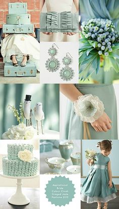 #bodas #mint #wedding #aperfectlittlelife ☁ ☁ A Perfect Little Life ☁ ☁ www.aperfectlittlelife.com ☁