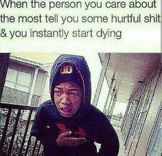 I hate this feeling lol