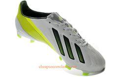 Adidas F50 Adizero Micoach TRX FG LEA Soccer Shoes 2013