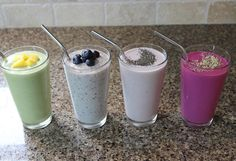 Powder Free Vegan Protein Shakes - HollyBrownFit.com