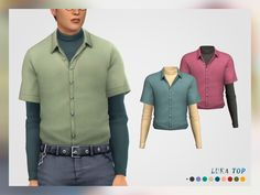Sims 4 Mods Clothes, Sims 4 Clothing, Sims Mods, Sims 4 Mm Cc, My Sims, Doctor Coat, Maxi Outfits, Sims 4 Cc Finds, Sims 4 Custom Content