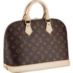 louis vuitton handbags | Louis Vuitton Alma Bag