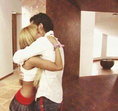 Mia y Miguel #Rebelde #Anahi #Poncho #Ponny