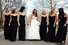Amsale dress love