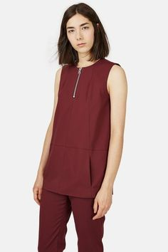 Davis Seamed Tunic Top | OPENING CEREMONY