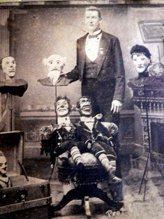 19 Creepy Vintage Ventriloquist Dummies Who Are Totally Getting Ready To Kill…