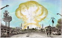 Image result for adam Adamowicz concept art fallout