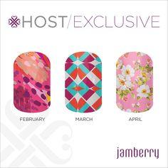 Hostess Exclusive wraps February to April 2015