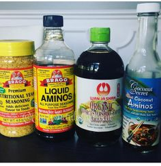 Vegan Food Brands, All Purpose Seasoning, Vegan Recipes, Water Bottle, Coconut, Organic, Drinks, Drinking, Beverages
