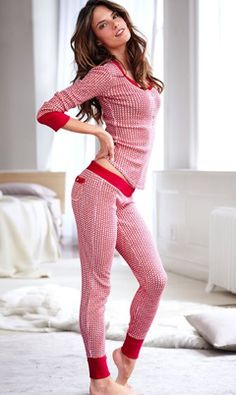 Everyone needs a pair of Perfect Pjs for Christmas Morning!!