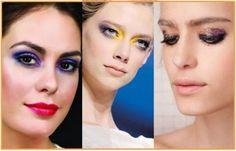 maquiagem para carnaval brasileira