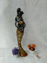 Resultado de imagen para figurines ladies african