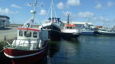 Hirtshals port