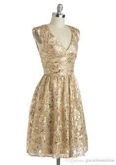 Image result for gold dress