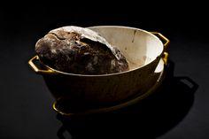 Grydebrød. Verdens bedste brød er æltefrit, skal bages i en gryde og kan ifølge opfinderen Jim Lahey laves af selv en fire-årig. - Foto: RUNE PEDERSEN