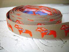 Dala Horse Ribbon