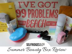 Selfridges Beauty Box Review