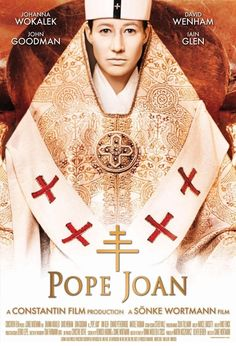 Pope Joan, Movie Poster