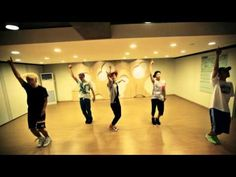 Official) B2ST - Beautiful Night ( Practice Ver.)