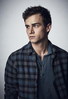 "13 Reasons Why S1 Poster Brandon Flynn as ""Justin Foley"""