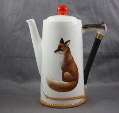 Royal-Doulton-Reynard-The-Fox-Mini-Coffee-Pot