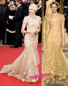 Naomi Watts de Marchesa en el Festival de Cannes