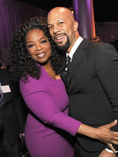 Star Tracks: Tuesday, February 3, 2015 | 'COMMON'-PLACE | Oprah Winfrey and Common get close for the camera as they enjoy Selma's Oscar nomination at the Academy Awards nominees luncheon at the Beverly Hilton Hotel on Monday.