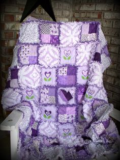 Purple Cottage Charm.   OH!  Toribell would LOVE this one!!!!!!  Just perfect for my girl!!!!