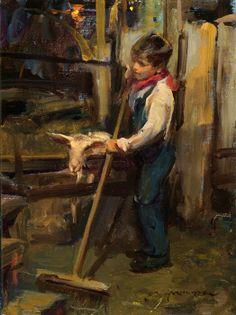 Daniel Gerhartz, Fine Art Painter