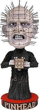 Hellraiser Pinhead Bobble Head