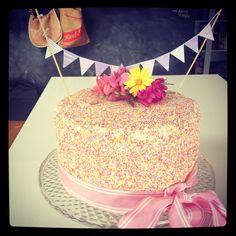 My little girl's birthday cake 2013