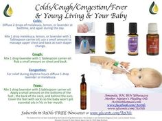 Coughs/Colds/Congestion for Babies