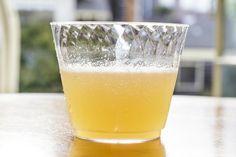 Knockemdown Key - Rum, Creme de Banane, and Luxardo Maraschino. Knockdown guaranteed.